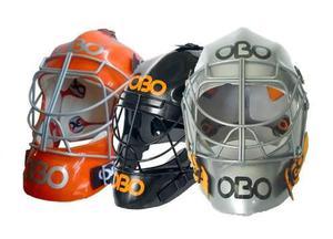 Casco obo cloud abs certificado arquera/o de hockey + regalo