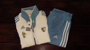 Conjunto deportivo hockey adidas - las leonas - talle: xl
