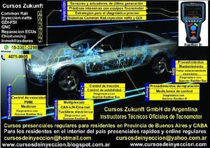Curso de inyeccion electronica zona sur avellaneda quilmes