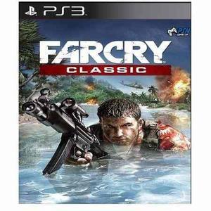 Far cry classic | playstation 3 | entrega inmediata