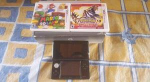Nintendo 3ds un mes de uso vendo urgente
