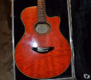 Vendo guitarra acustica yamaha apx spl 1