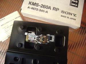 Audio sony kms260a rp laser optico para minidisc varios