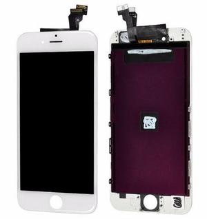 Pantalla tactil display iphone 6 plus blanco touch lcd pce