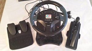 Xzx nintendo gamecube volante pedalera / solo mercadoenvios