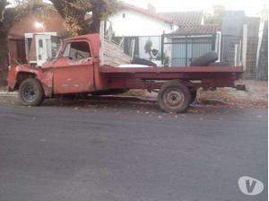 Dodge 200 chasis largo p/reparar o repuestos
