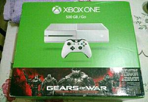 Xbox one 500 gb geors of wars edicion limitada,nueva,traída
