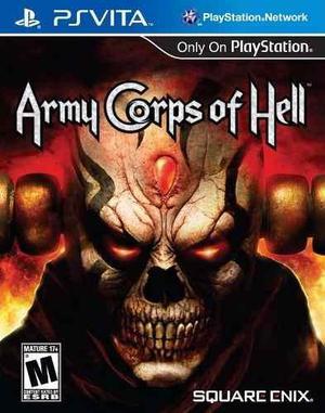 Army corps of hell nuevo ps vita dakmor canje/venta