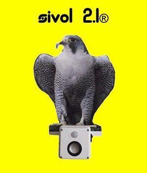 Erradicador de palomas sivol ® el único efectivo!