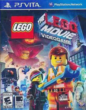 Lego The Movie Video Game Nuevo Ps Vita Dakmor Canje/venta