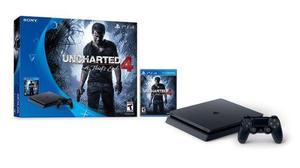 Playstation 4 slim edición uncharted 4.