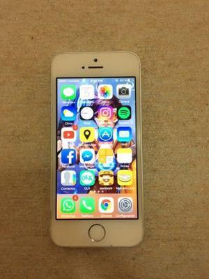 Vendo iphone 5s 32gb libre3 de icloud y red!!!!