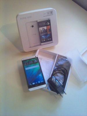 Smartphone htc one m7 impecable!!!poco uso!!! completo en
