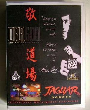 Atari Jaguar Dragon No Sega Nintendo En Ciudad De Buenos Aires