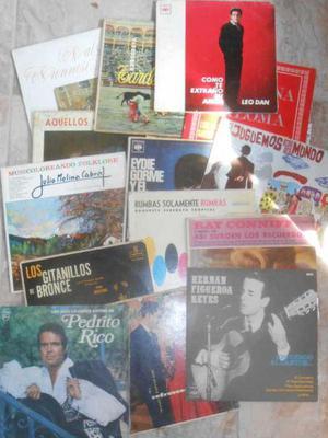 Lote de 15 discos en perfecto estado, precio por el lote