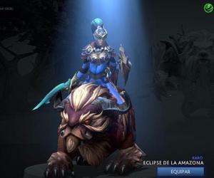 Set eclipse de la amazona - luna - dota 2