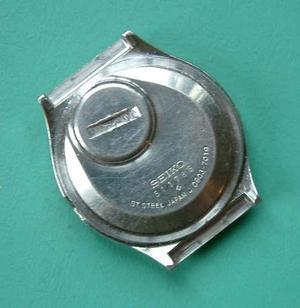 Antigua caja para reloj pulsera seiko ref. 0903-7019