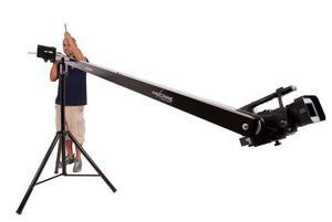 Grua para cámara maxicrane h300t con tripode