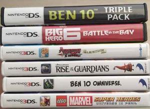 Juegos Nintendo. 3ds
