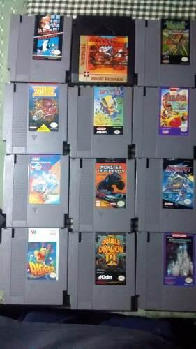 Juegos Nintendo Nes Ideal Coleccion Folleteria Original En San