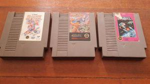 Juegos Nintendo Nes X3 Made In Japon En Moron Ofertas Diciembre