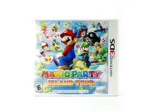 Mario Party Island Tour Nintendo 3ds Factura Y Gtia Vdgmrs