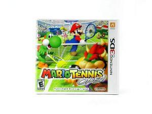 Mario Tennis Open Juego Nintendo 3ds Factura Garantia Vdgmrs