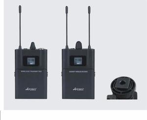 Micrófono inalámbrico para cámara uhf ucamera apogee