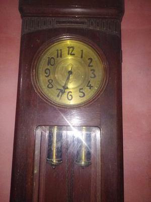 Reloj de pie aleman pendulo lorenz furtwangler & sonne
