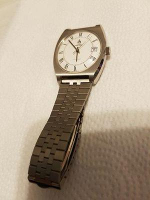 Reloj framont suizo a cuerda manual fechador incabloc