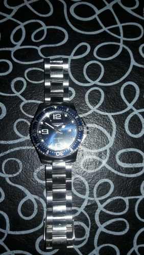 Reloj longines hidroconquest l36404 original usado