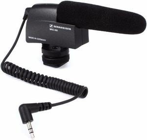 Sennheiser mk400 micrófono para cámara