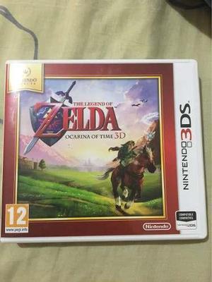 Zelda ocarina of time 3ds 2ds eur pal nuevo