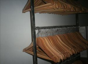 Instalación para local de ropa