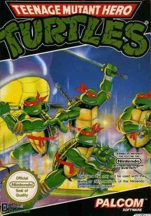 Juego ninja turtles nintendo nes palermo zona norte