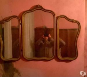 Juego de dormitorio antiguo estilo frances