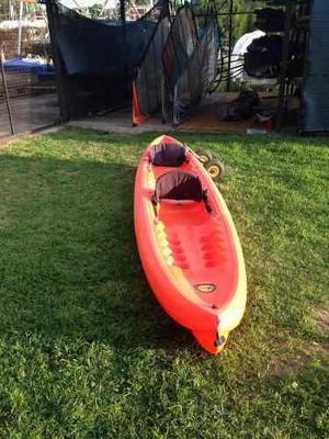 Kayak doble patagonian
