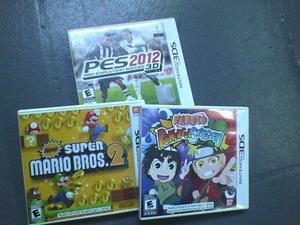 Lote de juegos 3ds - oferta !!!!