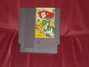 Nintendo nes - yoshi juego