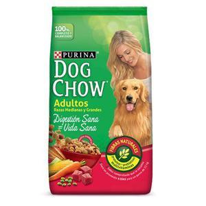 Purina dog chow adulto razas medianas y grandes