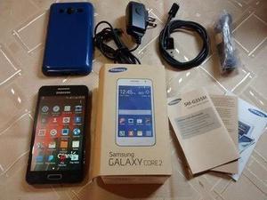 Samsung galaxy core 2 completo en caja claro