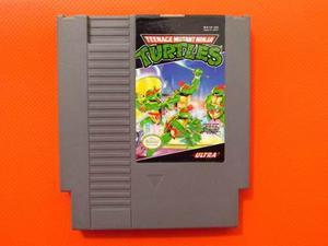 Teenage mutant ninja turtles / tmnt nintendo nes original