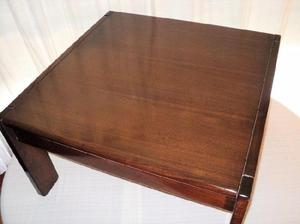 Mesa ratona madera maciza