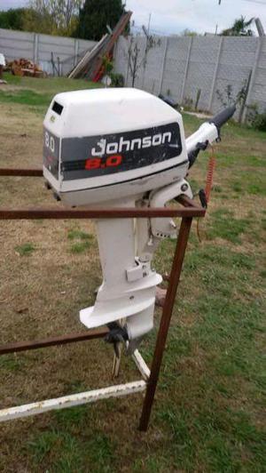 Motor jhonson 8 hp