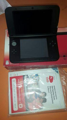 Nintendo ds 3d xl