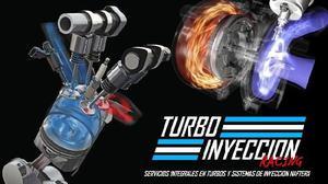 Servicios integrales en turbos y sistemas de inyección
