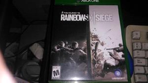 Vdo rainbowsix para xbox one