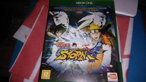 Vdo naruto storm 4 xbox one