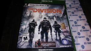 Vdo the división xbox one impecable