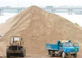 Venta de arena a granel